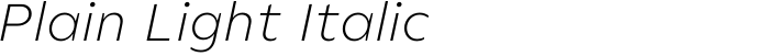 Compiler Plain Light Italic