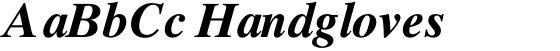 Times Ten Greek Bold Inclined
