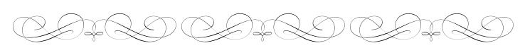 Parfumerie Script Std Ornaments
