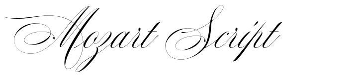 Mozart Script