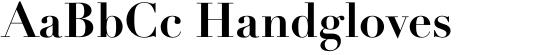 Linotype Didot Bold