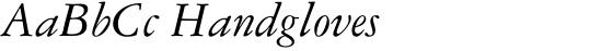 Garamond #3 Italic