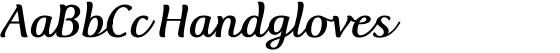 Club Type Script Bold