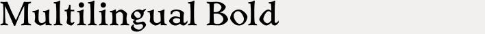 Henman Multilingual Bold