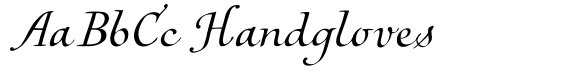 Independence Script Regular
