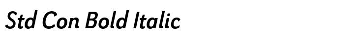 Grenale #2 Std Con Bold Italic