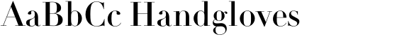 Linotype Didot Headline Roman
