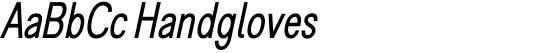 Arexil Tight Italic