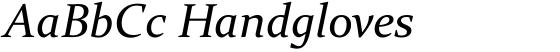 Constantia Italic