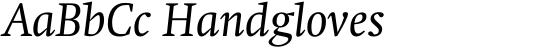 Swift Italic