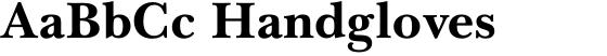 Baskerville LT Cyrillic Bold