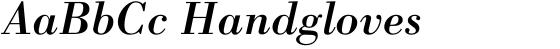 Bodoni LT Italic