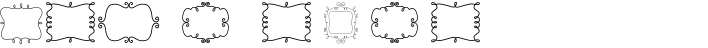 CM Luella Decorative Frames