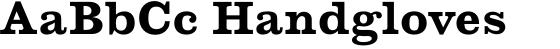 Monotype New Clarendon Bold
