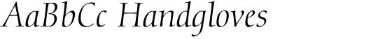 Diotima Italic